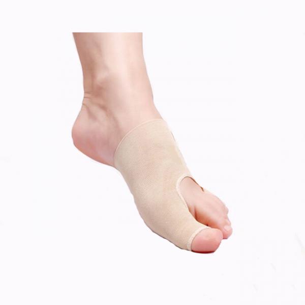 جبيرة اصبع القدم غير مرئية