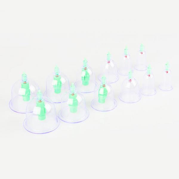 المغناطيس البلاستيك الحجامة مجموعة فراغ