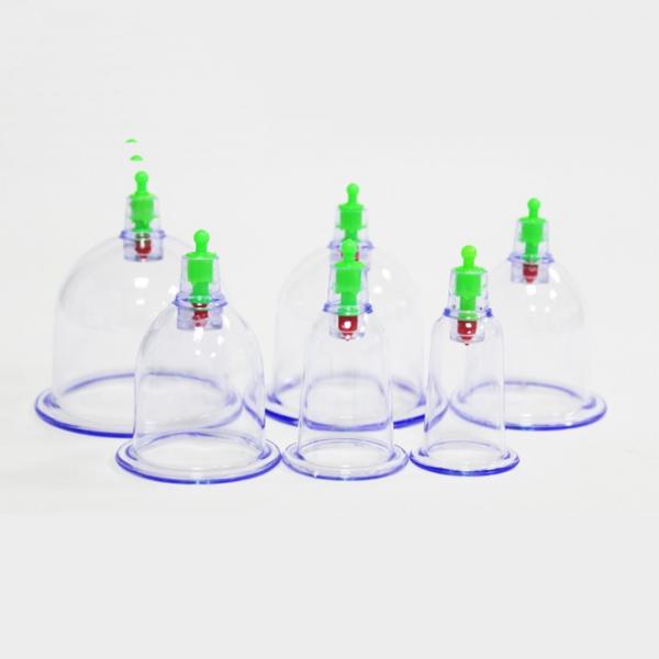 الحجامة الخواء البلاستيكية
