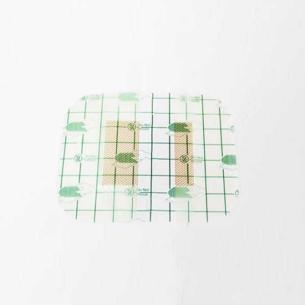 ضمادة شفافة IV مع وسادة