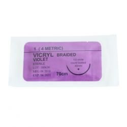 خيوط قابلة للامتصاص - خيوط Vicryl / PGLA (بولي جلاكتين 910)