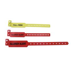 Vinyl Alert Bracelet