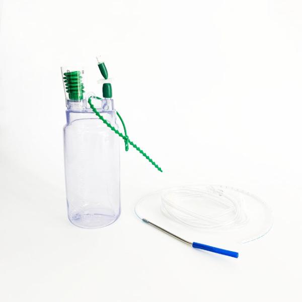 زجاجات الصرف الصحي المفرغة 600 مل