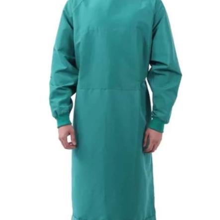 ثوب جراحي قابل لإعادة الاستخدام